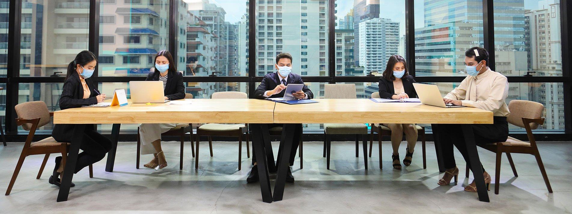 post el desafio de las empresas durante la pandemia