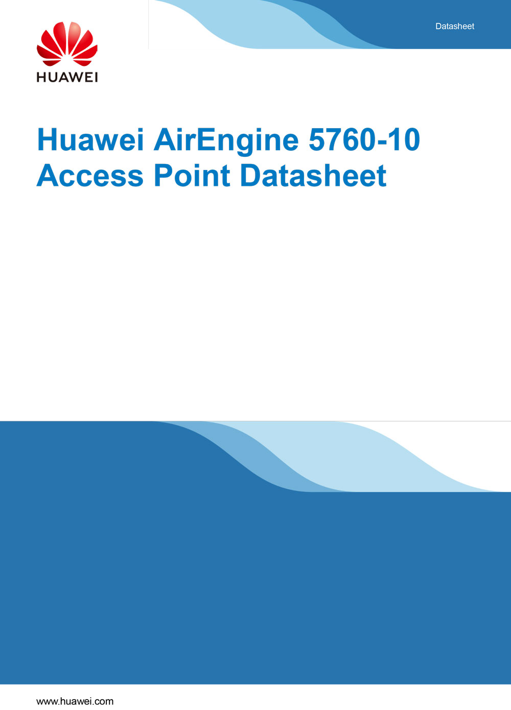 post huawei airengine 5760 10 access point
