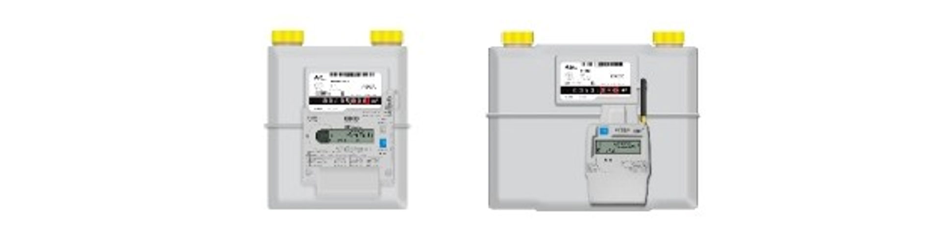 post medidores gas