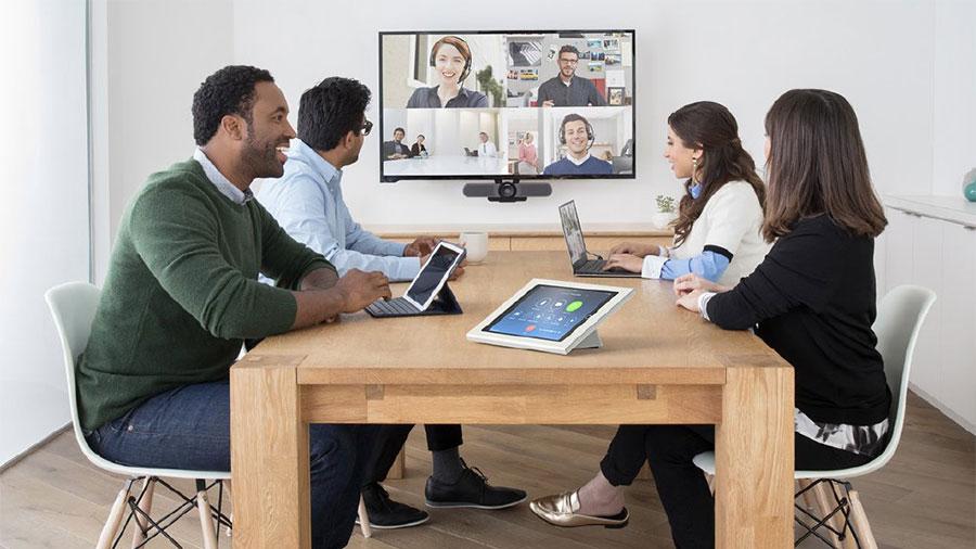 Salas pequeñas de videoconferencia
