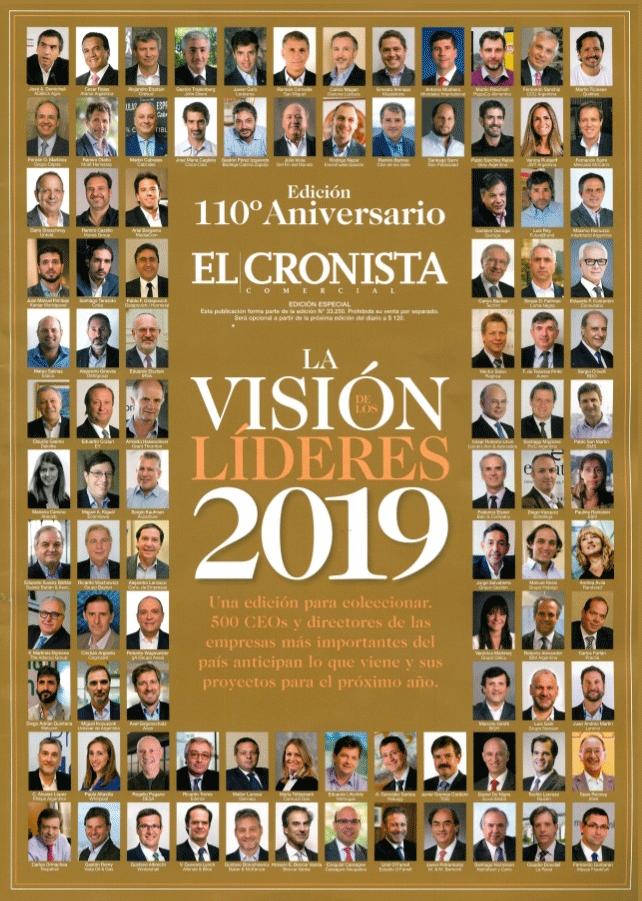 vision lideres 2019 tapa
